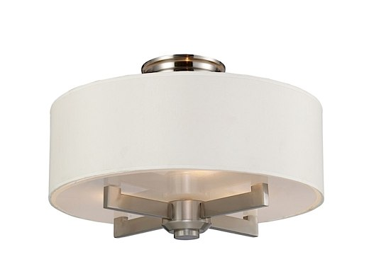 Seven Springs Semi Flush Mount