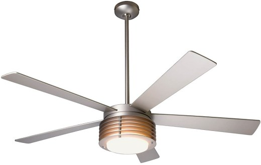 Pharos Fan Matte Nickel
