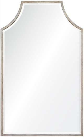 Atlas Iron Mirror Silver