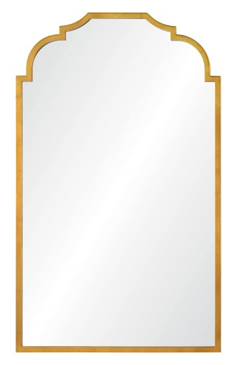 Lucca Mirror Gold