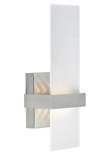 Mura Wall Sconce Frost Glass