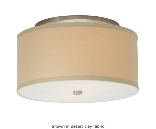 Mulberry Semi Flush Mount Small