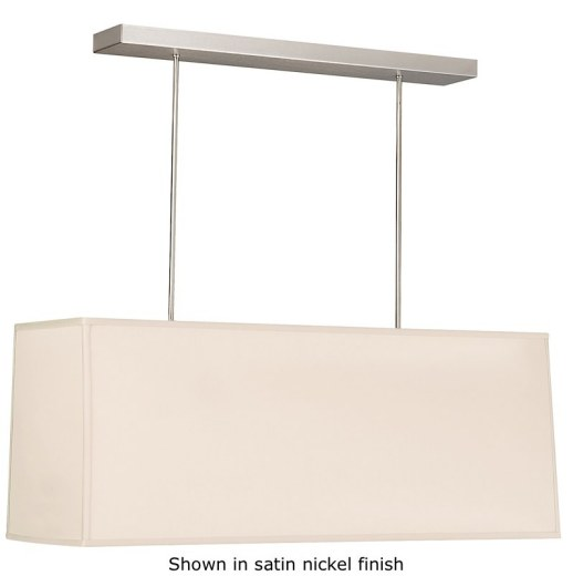 Mercer Linear Pendant Clay