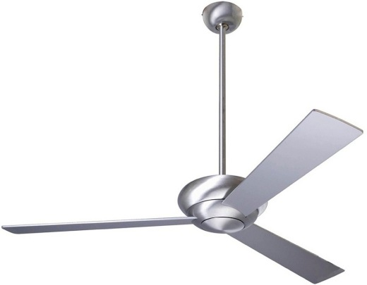 Altus Fan Brushed Aluminum