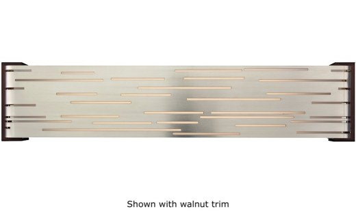 Revel Linear Wall Sconce Satin Nickel