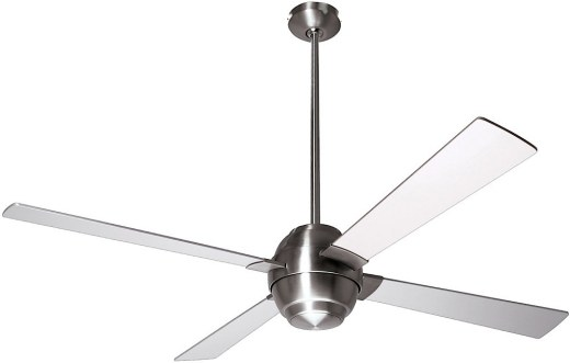 Gusto Fan Bright Nickel