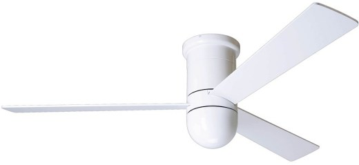 Cirrus Hugger Fan Gloss White