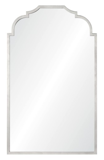 Lucca Mirror Silver