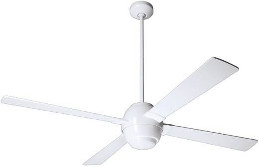 Gusto Fan Gloss White