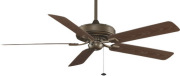 "Edgewood Deluxe Wet 60"" Fan"