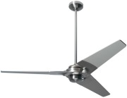 Torsion Fan Brushed Nickel