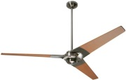 Torsion Fan Brushed Nickel | Maple