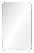 Rectangle Curvy Mirror