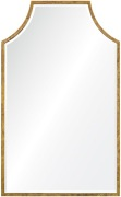 Atlas Iron Mirror Gold