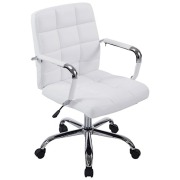 Caroline Office Chair White