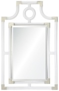 Aria Acrylic Mirror Nickel
