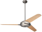 "Flow 52"" Fan Matte Nickel 