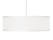 Mulberry Pendant White