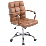Caroline Office Chair Terracotta