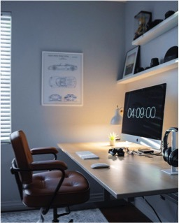 Big Ideas Small Spaces How To Turn Part Of Your Home Into A Productive Home Office Premium Home Interior